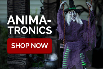 Animatronics. Shop Now.