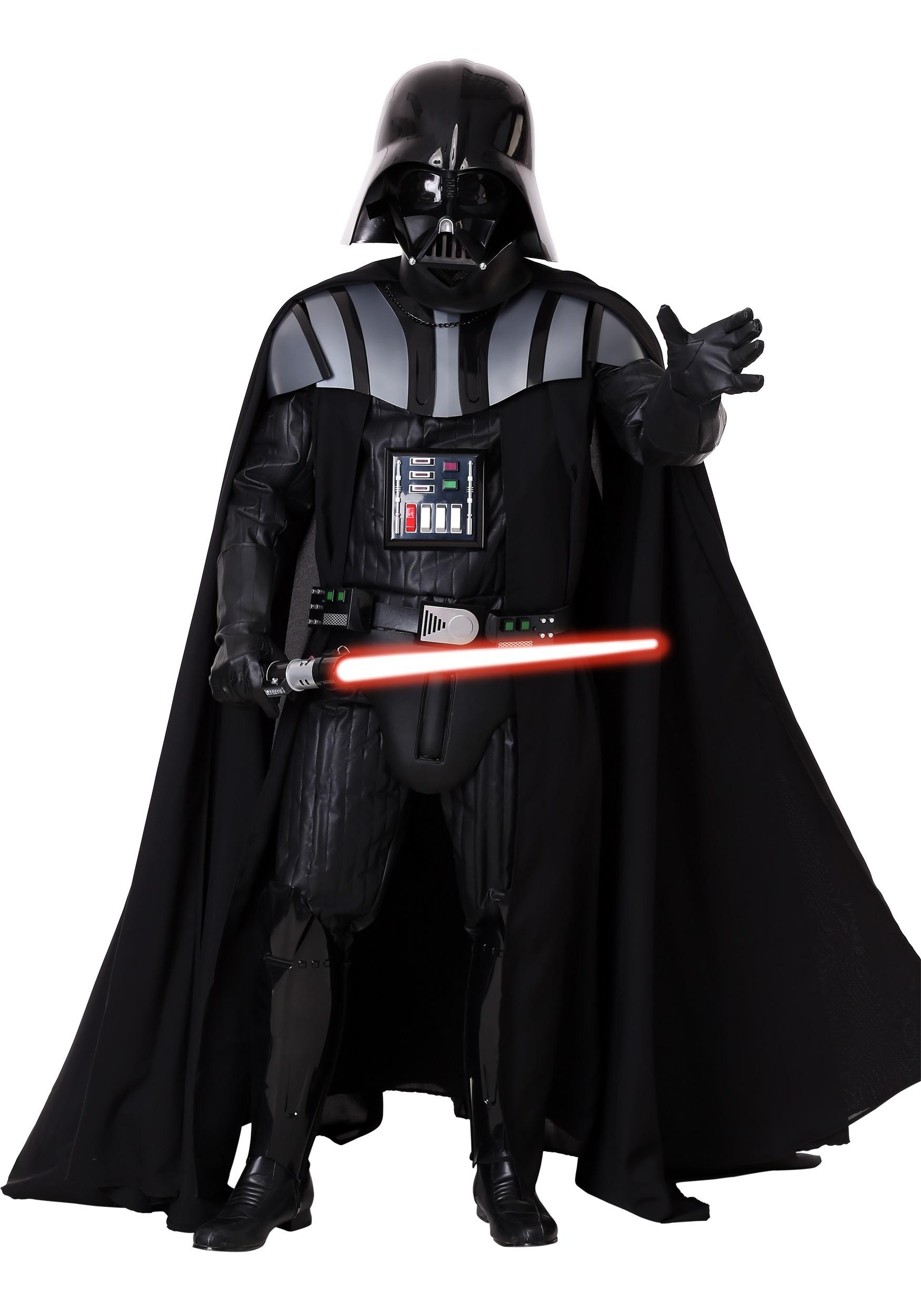 sc 1 st  Halloween Costumes UK & Authentic Darth Vader Costume