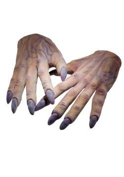 Voldemort Hands