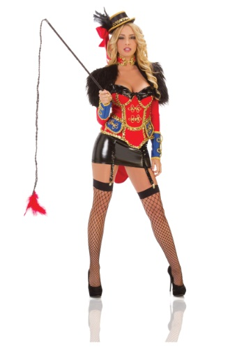 Sexy Circus Ring Leader Costume