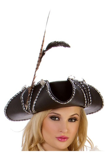 Rouge Pirate Hat