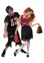 Zombie Football Player Costume Couples Image