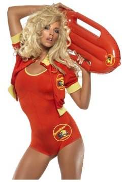 Sexy Baywatch Lifeguard Costume