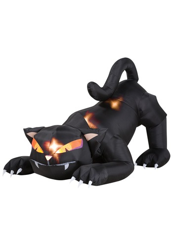 Inflatable Cat w/ Moving Head