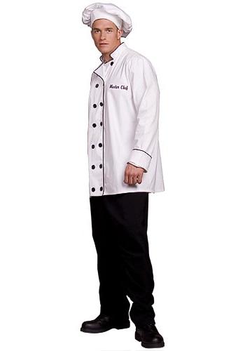 Mens Chef Costume