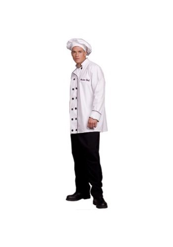 INOpets.com Anything for Pets Parents & Their Pets Mens Chef Fancy Dress Costume