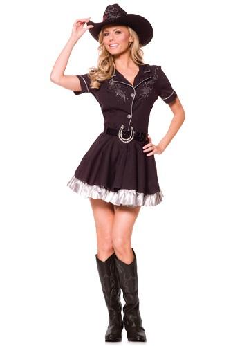 Adult Rhinestone Cowgirl Costume