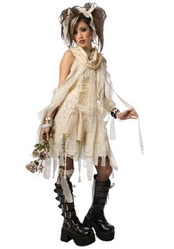 Plus Size Gothic Mummy Costume