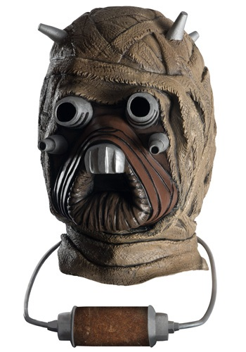 Tusken Raider Latex Mask