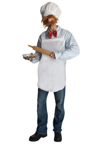 Swedish Chef Costume
