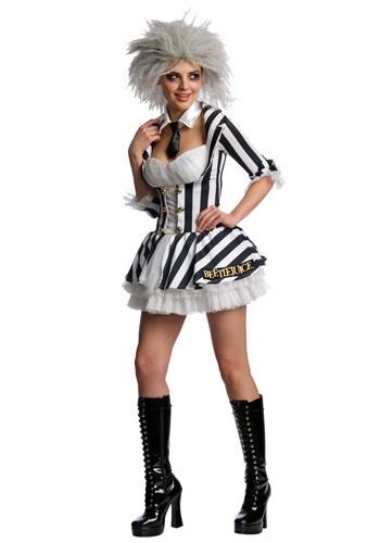 Sexy Beetlejuice Costume