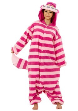 Cheshire Cat Pajama Costume