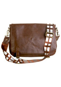 Chewbacca Messenger Bag