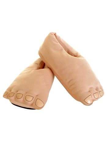 Mens Caveman Feet