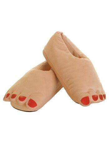 Womens Caveman Feet