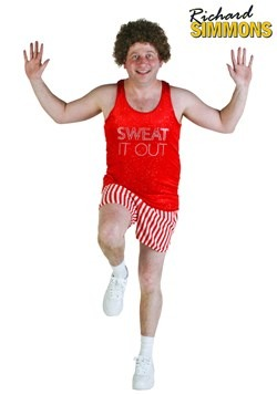 Plus Size Richard Simmons Costume