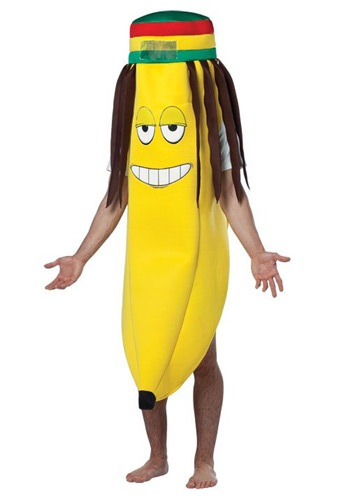 Rasta Banana Costume