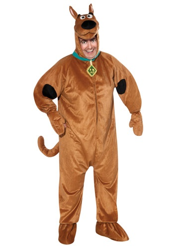 Adult Plus Size Scooby Doo Costume