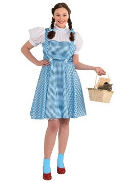 Plus Size Adult Dorothy Costume
