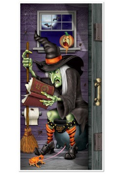 Witch Bathroom Cover