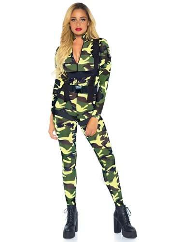 Pretty Paratrooper Costume