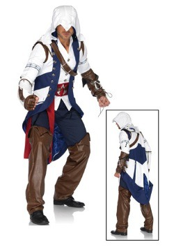 Assassin's Creed Connor Costume
