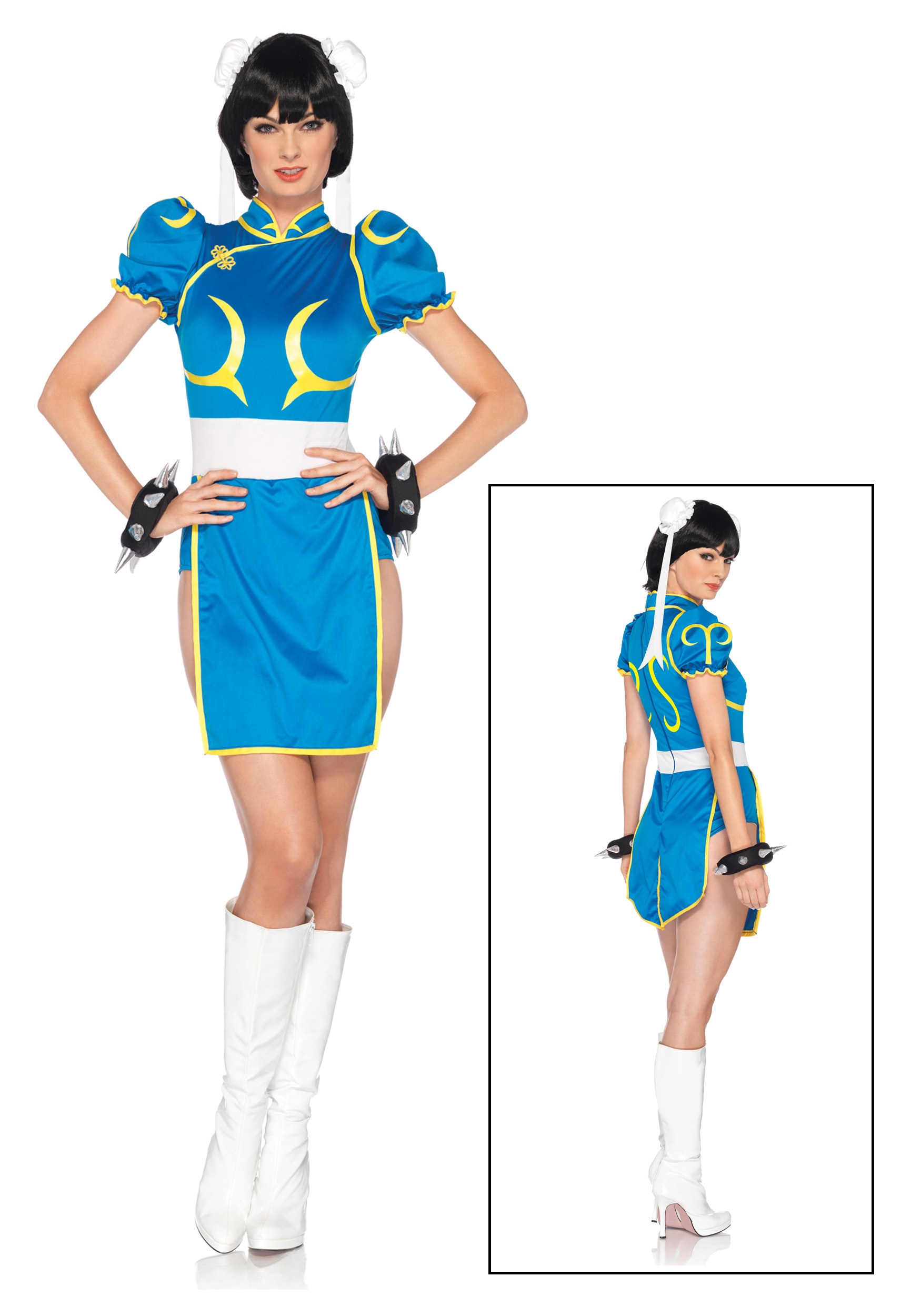 Chun Li Women S Costume From Street Fighter