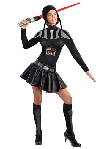 Adult Darth Vader Dress Costume