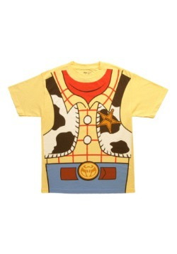 I Am Woody Toy Story Costume T-Shirt