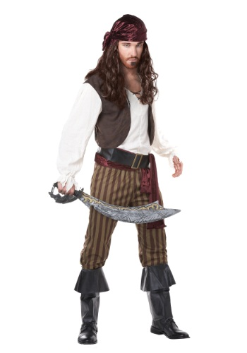 Mens Rogue Pirate Costume