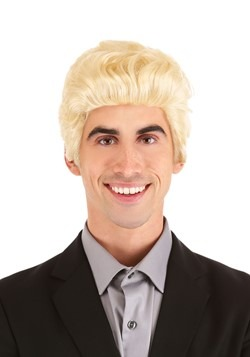 Blonde Salesman Wig