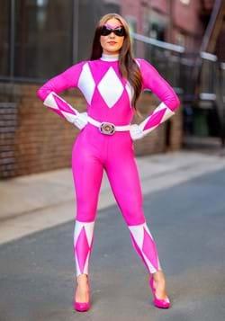Pink Ranger Sassy Bodysuit Costume