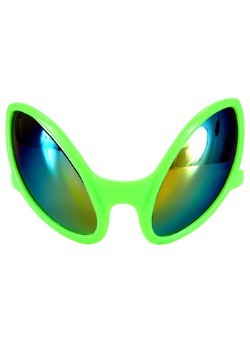 Close Encounter Alien Glasses