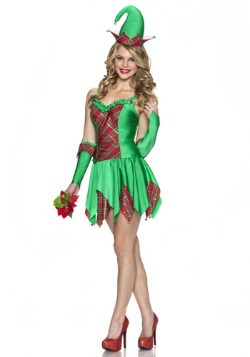 Christmas Elfin Magic Costume