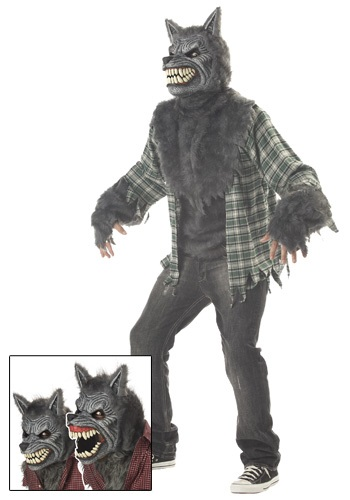 Full Moon Werewolf Costume