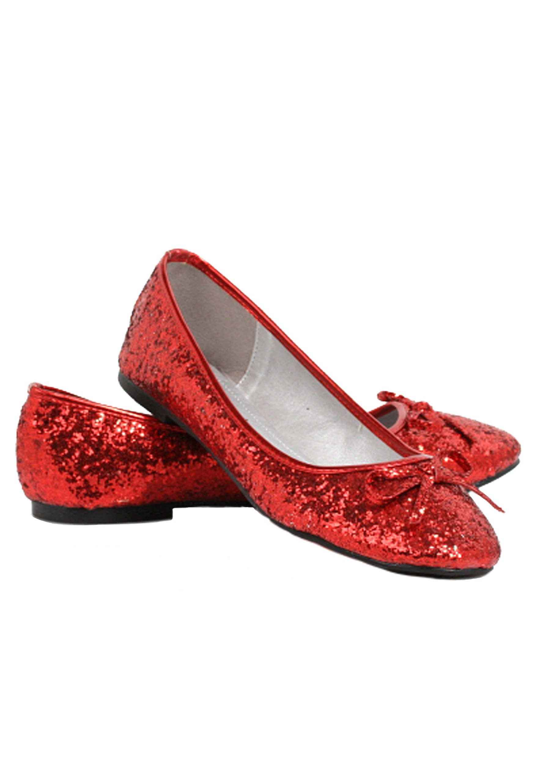 low price the cheapest purchase cheap Women's Red Glitter Flats
