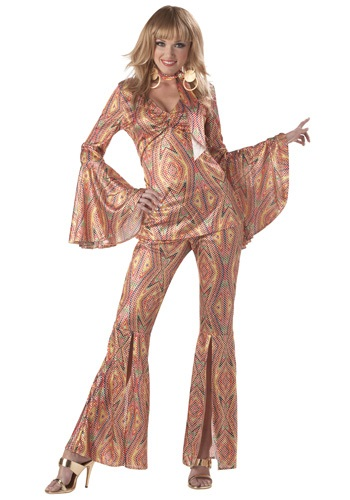 Women's 1970s Disco Costume
