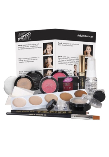 Dancers Makeup Kit