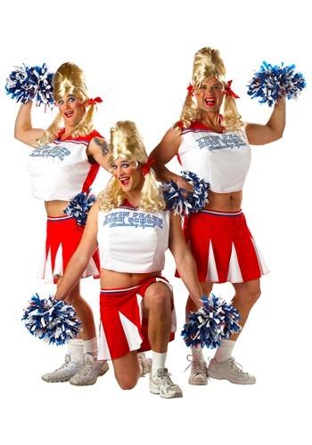 Mens Cheerleader Costume