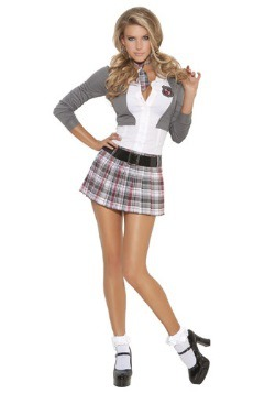 Queen of Detention Costume
