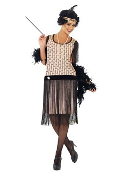 Women's 1920s Coco Flapper Costume