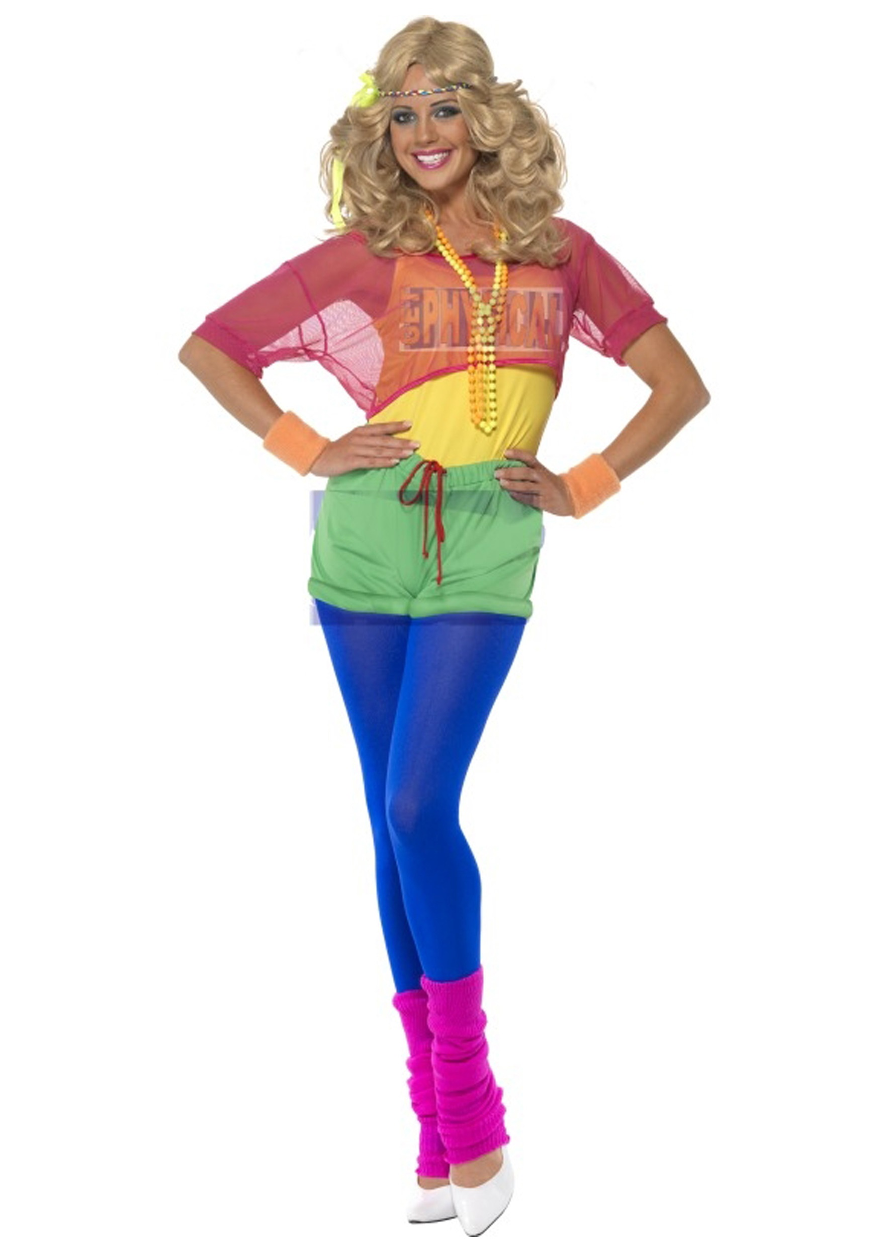 Women S 80s Let S Get Physical Costume