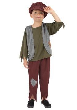 Child Victorian Poor Boy Costume
