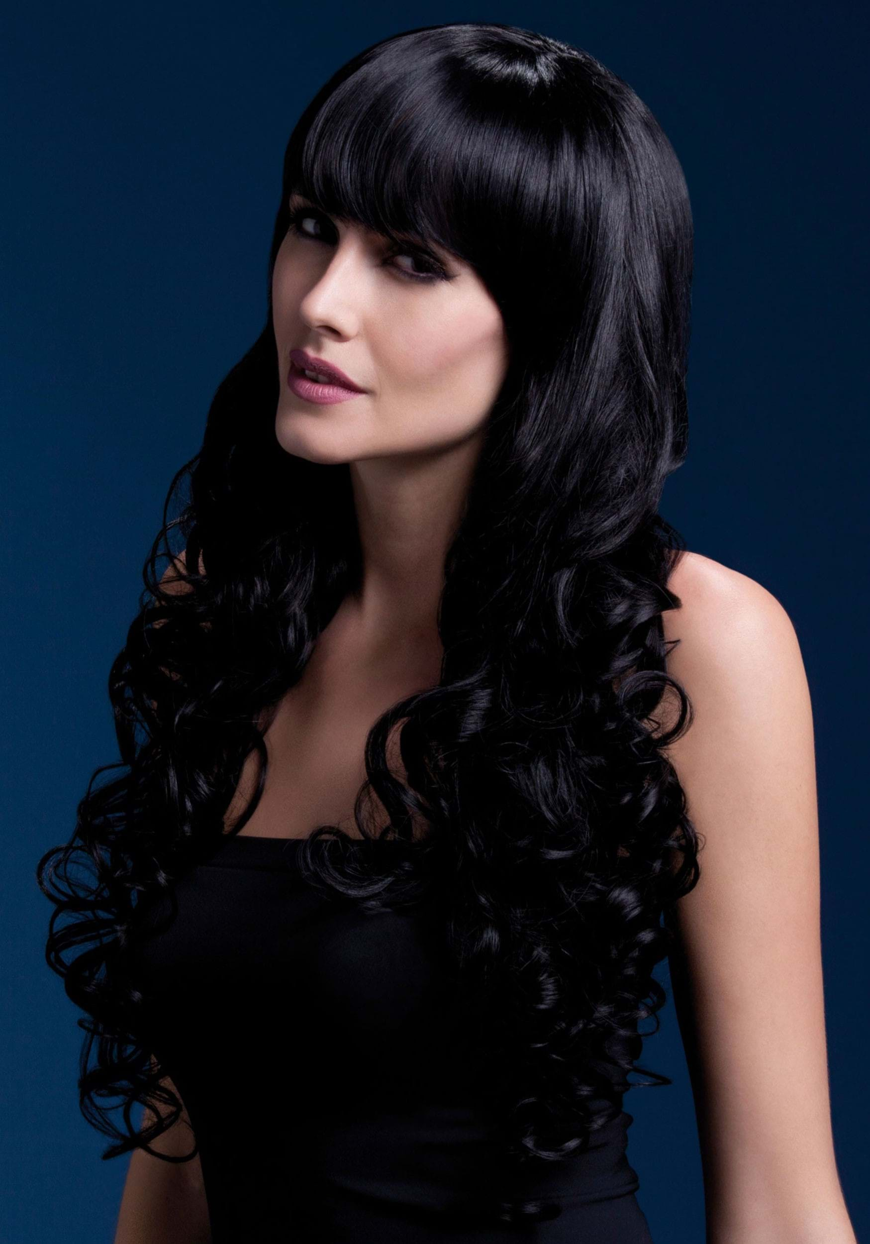 Styleable Fever Isabelle Black Wig f4b67dec4