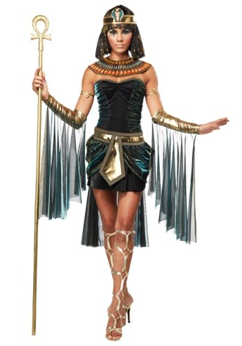 Plus Size Egyptian Goddess Costume-update1