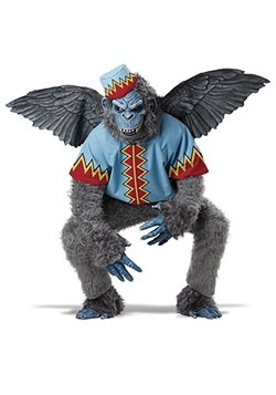 Scary Flying Monkey Costume