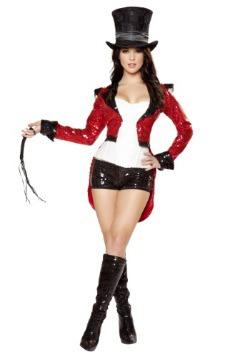 Womens Radiant Ringmaster Costume