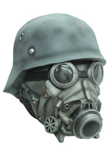 Chemical Warfare Mask