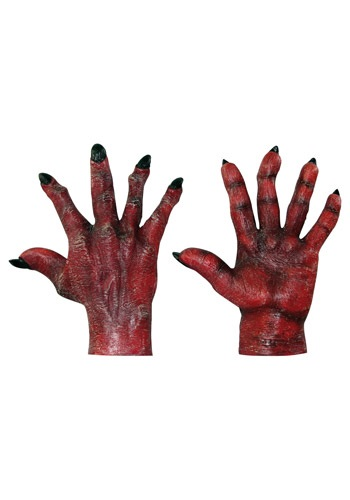 Adult Evil Red Hands