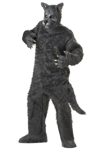 Plus Big Bad Wolf Costume